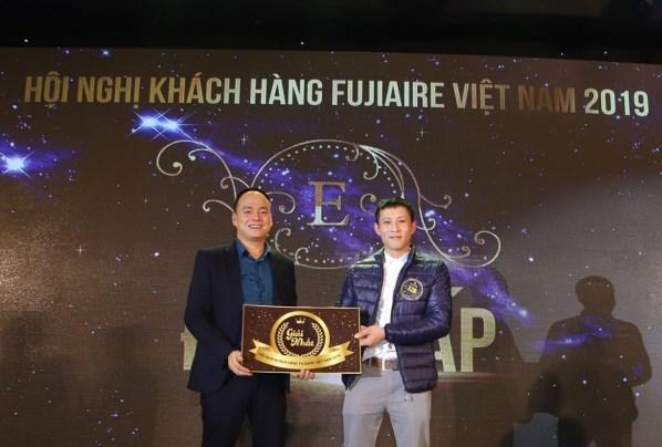 """Fujiaire Việt Nam """"trình làng"""" thương hiệu mới"""