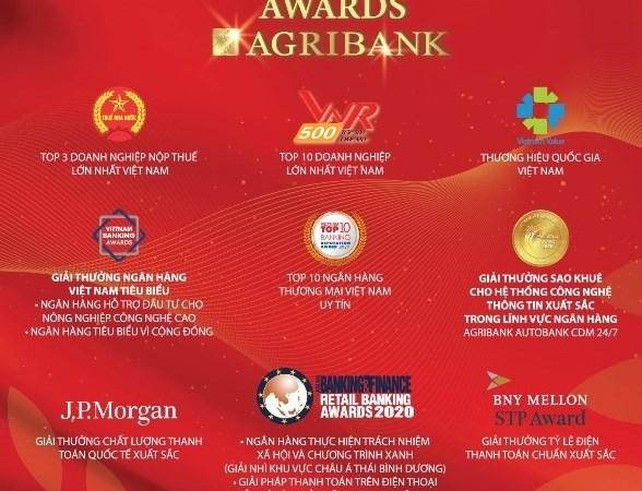 Agribank xếp thứ 173 trong 500 thương hiệu ngân hàng giá trị lớn nhất toàn cầu