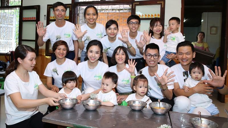 """Amway Việt Nam tiếp tục mở rộng quy mô dự án """"Cải thiện tình trạng dinh dưỡng cho trẻ em dưới 5 tuổi"""""""