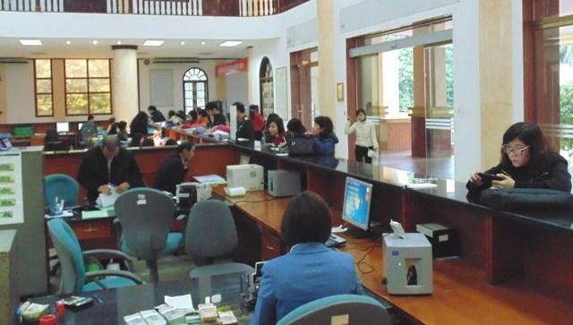 Giao dịch bằng tiền mặt qua Kho bạc trên địa bàn Thái Nguyên giảm mạnh