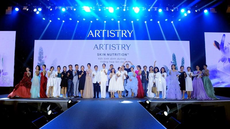 Amway ra mắt dòng sản phẩm mới Artistry Skin Nutrition™