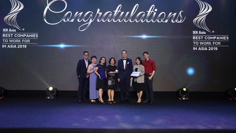 Amway Việt Nam - Công ty có môi trường làm việc tốt nhất châu Á 2019
