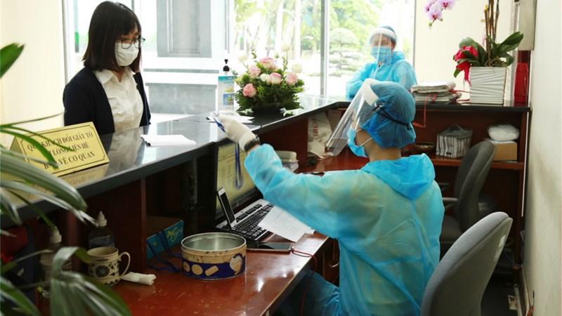 Hệ thống Kho bạc Nhà nước chủ động triển khai các giải pháp phòng, chống dịch bệnh Covid-19