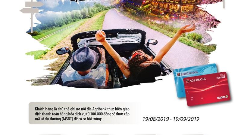 Ưu đãi lớn cho chủ thẻ Agribank nhân dịp Quốc khánh 2/9