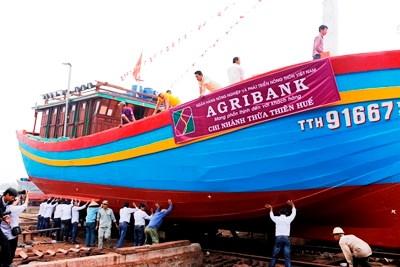 Agribank chung tay triển khai hiệu quả chính sách phát triển kinh tế biển