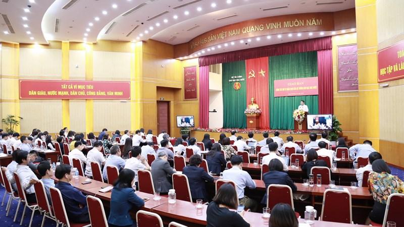 Kho bạc Nhà nước đồng bộ triển khai các giải pháp, hoàn thành tốt nhiệm vụ năm 2020