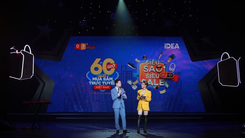 """Chính thức khởi động """"60 giờ mua sắm trực tuyến Việt Nam 2020"""""""