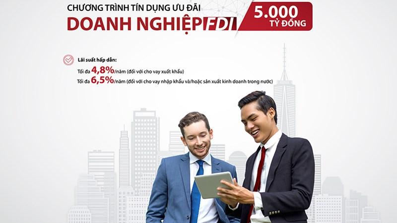 Agribank kích hoạt các gói tín dụng ưu đãi dành riêng cho doanh nghiệp