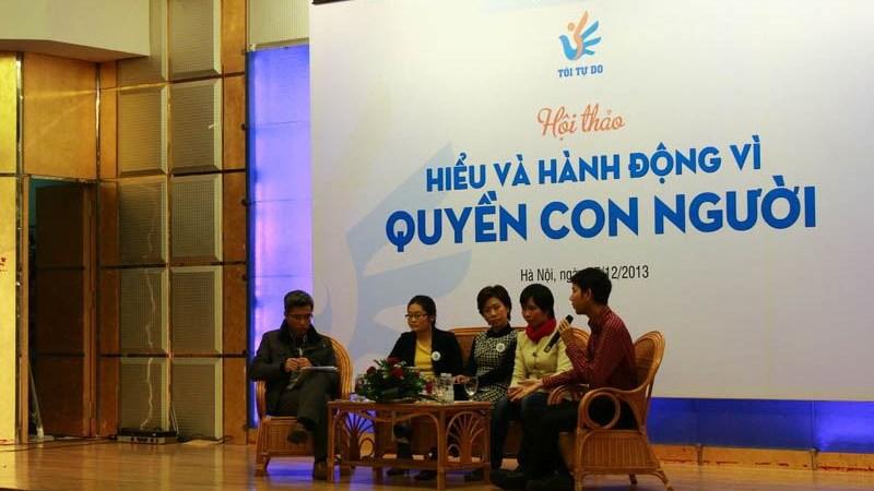 Quyền con người ở Việt Nam: Những khoảng cách nhận thức cần xóa bỏ
