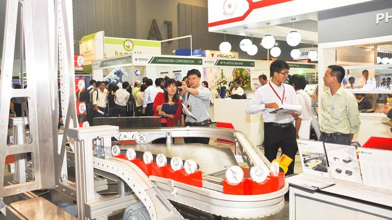 ProPak Vietnam 2014 và Plastics & Rubber Vietnam sẽ trở lại vào tháng 4