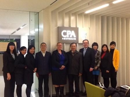 CPA Australia chia sẻ kinh nghiệm về kiểm soát chất lượng với Bộ Tài chính