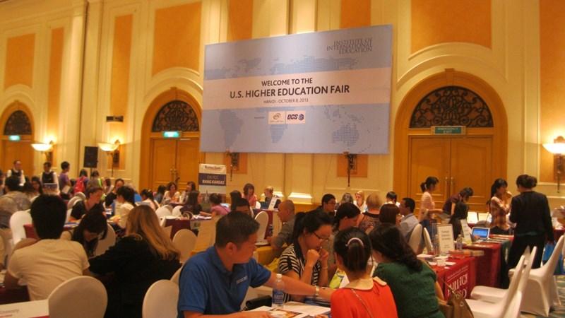 Việt Nam - thị trường du học đầy tiềm năng