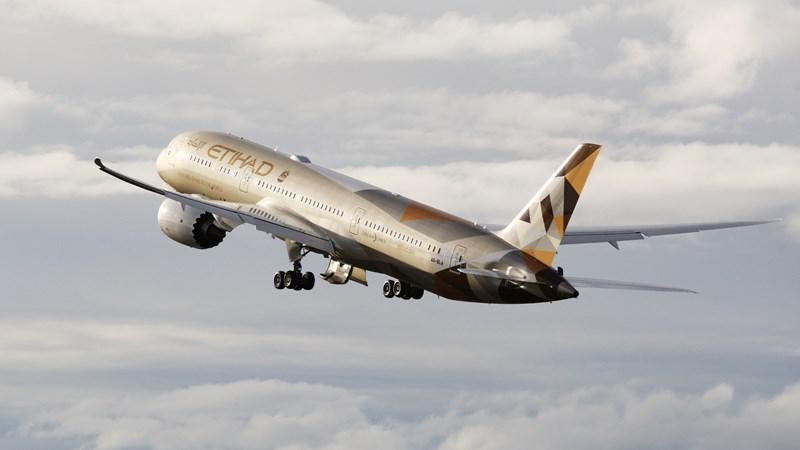 Etihad Airways: Nâng cấp chất lượng phục vụ hành khách