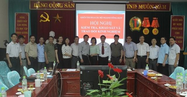 Khảo sát và trao đổi kinh nghiệm tại Sơn La