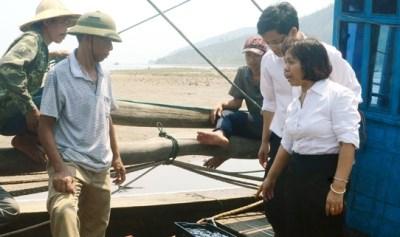 Agribank sát cánh cùng ngư dân Hà Tĩnh