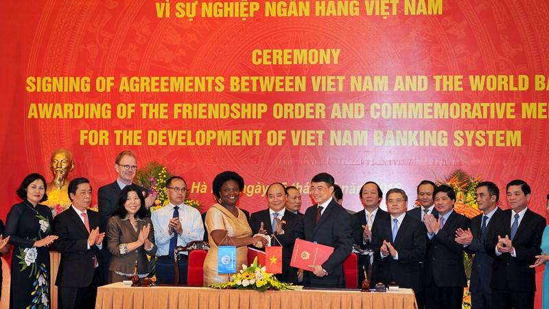 371 triệu USD hỗ trợ Việt Nam tăng cường năng lực cạnh tranh