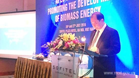 APEC thúc đẩy sự phát triển của năng lượng sinh khối