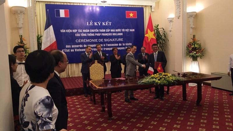 Airbus hỗ trợ Việt Nam phát triển ngành hàng không vũ trụ