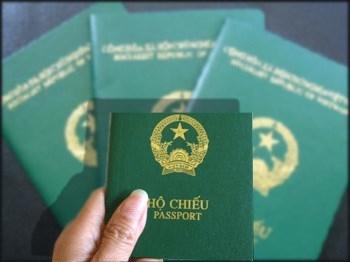 """""""Sức mạnh"""" của Hộ chiếu Việt Nam"""
