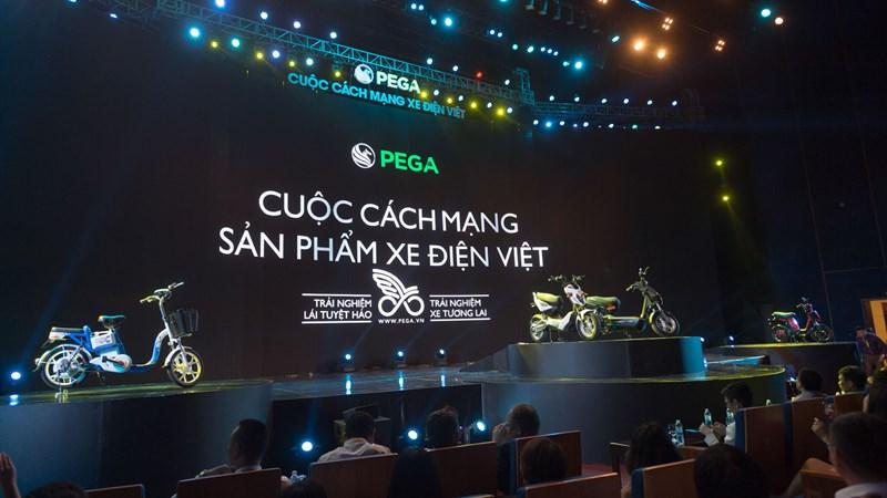 PEGA thiết lập tiêu chuẩn mới với 4 dòng sản phẩm xe điện mới