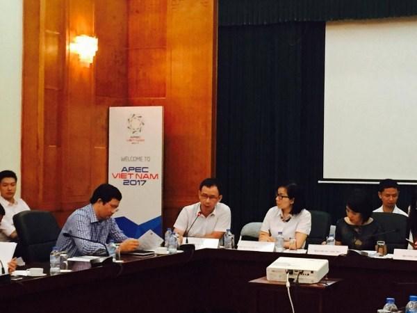 Hội nghị Quan chức Cao cấp lần 2: Đối thoại nhiều bên về hợp tác APEC