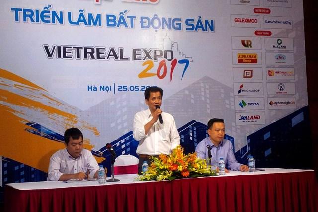 Vietreal Expo 2017: Nơi hội tụ của doanh nghiệp lĩnh vực bất động sản