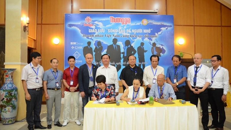 Tạo cơ hội giao thương cho doanh nghiệp Việt