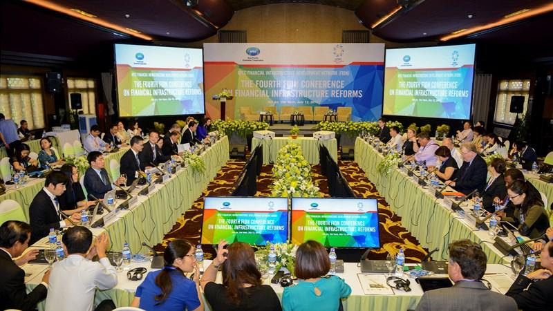 Cải cách Cơ sở Hạ tầng Tài chính trong năm APEC 2017