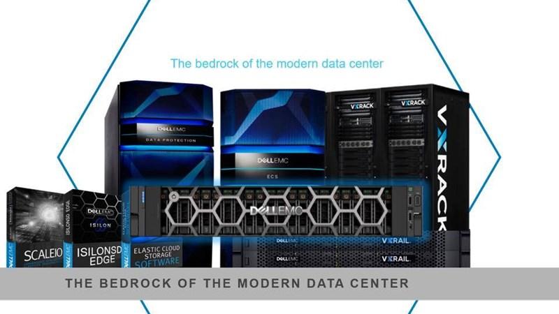 Dell EMC ra mắt sản phẩm máy chủ thế hệ mới