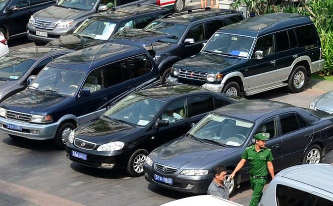 Dư luận đồng tình cao về cơ chế khoán xe công