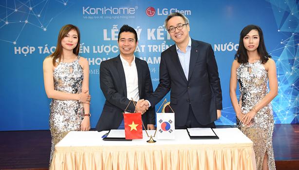 Ông lớn LG xâm nhập thị trường Việt Nam với lĩnh vực hoàn toàn mới