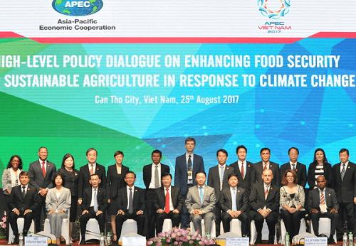 Bảo đảm an ninh lương thực và phát triển nông nghiệp bền vững trong khu vực APEC