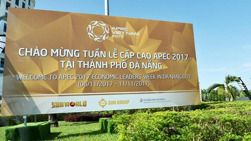 Tuần lễ Cấp cao APEC 2017 diễn ra tại TP. Đà Nẵng