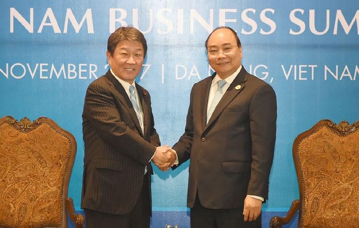 Quan hệ Việt Nam - Nhật Bản phát triển ngày càng toàn diện và thực chất