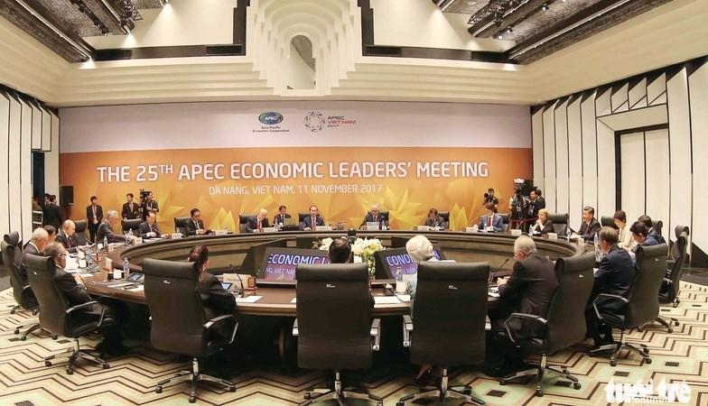 APEC thảo luận về phát triển bền vững khu vực đến năm 2030