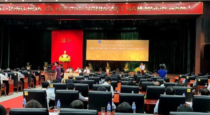 Biểu dương vai trò của Đà Nẵng trong Tuần lễ Cấp cao APEC 2017