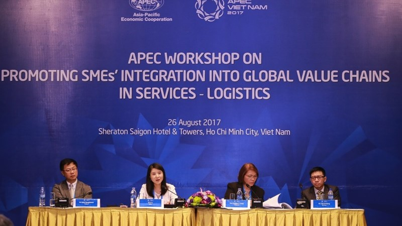 Để doanh nghiệp tham gia chuỗi cung ứng dịch vụ logistics toàn cầu
