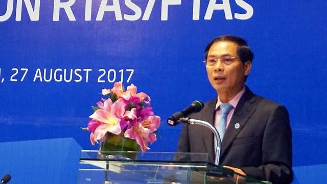 Đối thoại APEC về các Hiệp định Thương mại tự do