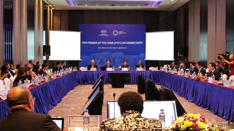 Hướng tới Kế hoạch tổng thể về kết nối APEC