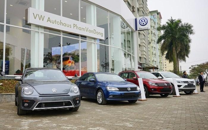 Đưa thương hiệu Volkswagen đến với người tiêu dùng