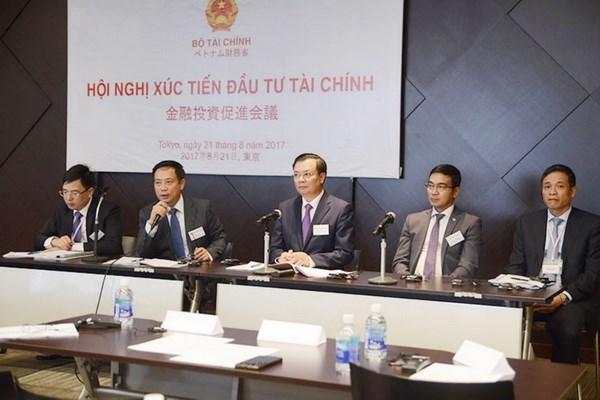 Bộ Tài chính xúc tiến đầu tư tại Hàn Quốc: Khơi thêm dòng vốn đầu tư vào Việt Nam