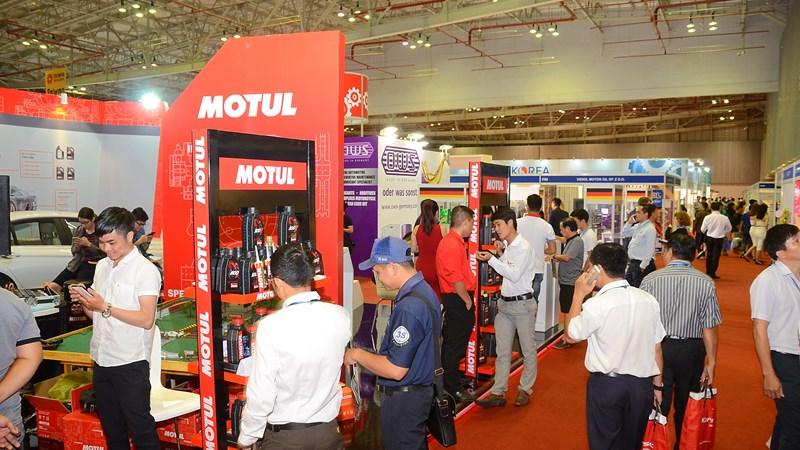 Mở rộng cơ hội kết nối ngành công nghiệp dịch vụ ô tô Việt Nam