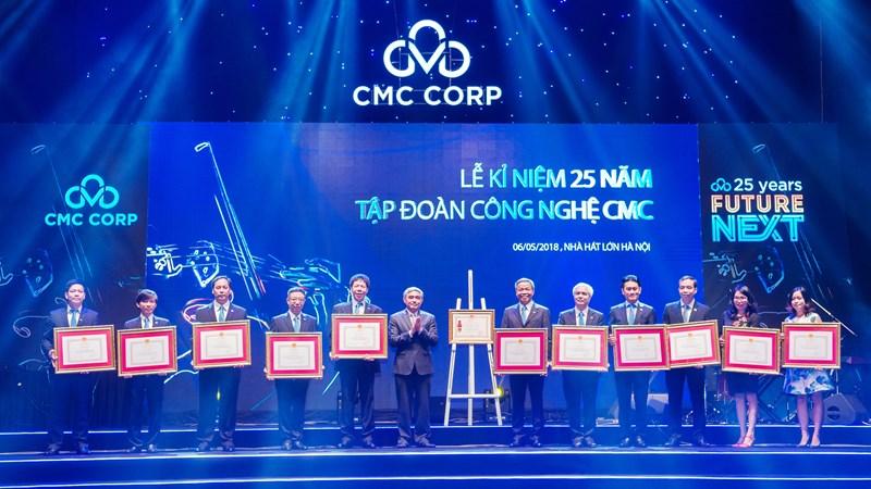 CMC đặt mục tiêu đạt doanh số 10 ngàn tỷ đồng trong 3 năm tới
