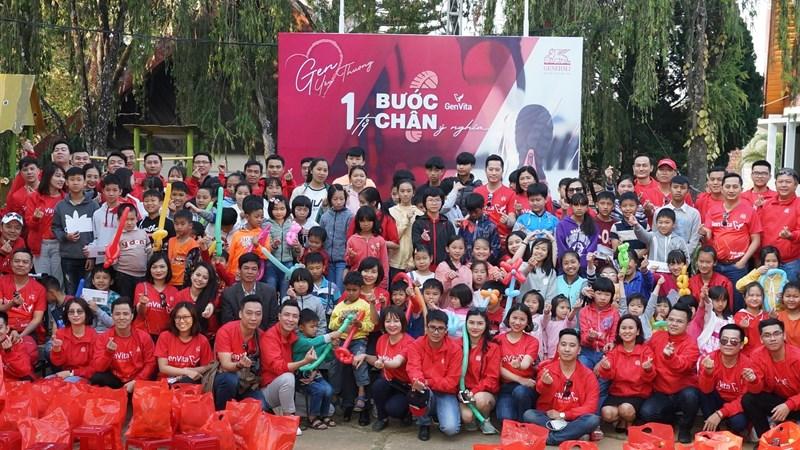 Generali Việt Nam tiên phong ứng dụng công nghệ gây quỹ từ thiện một tỷ đồng