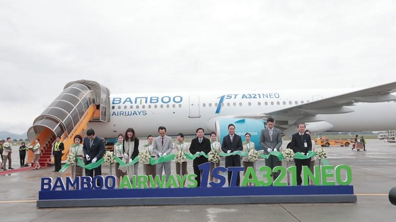 Bamboo Airways chính thức cất cánh chuyến bay thương mại đầu tiên