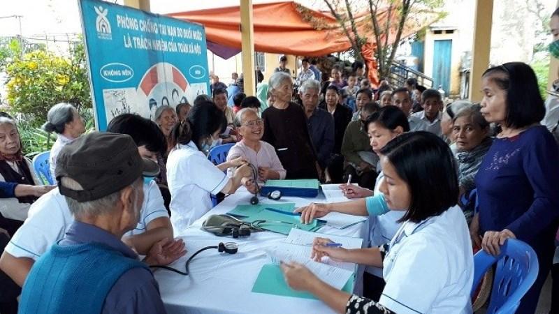 Gần 80% người có thẻ BHYT đăng ký khám chữa bệnh tại y tế cơ sở