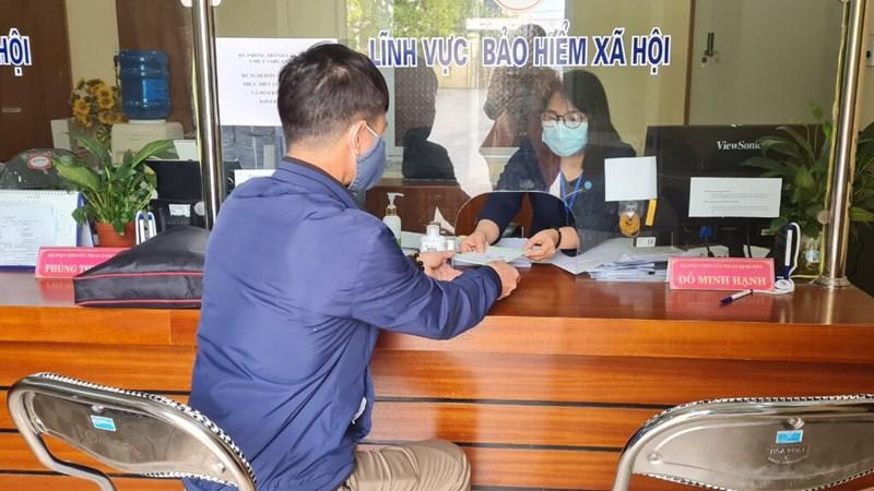 Vừa chống dịch, vừa đảm bảo quyền lợi cho người tham gia BHXH, bảo hiểm y tế