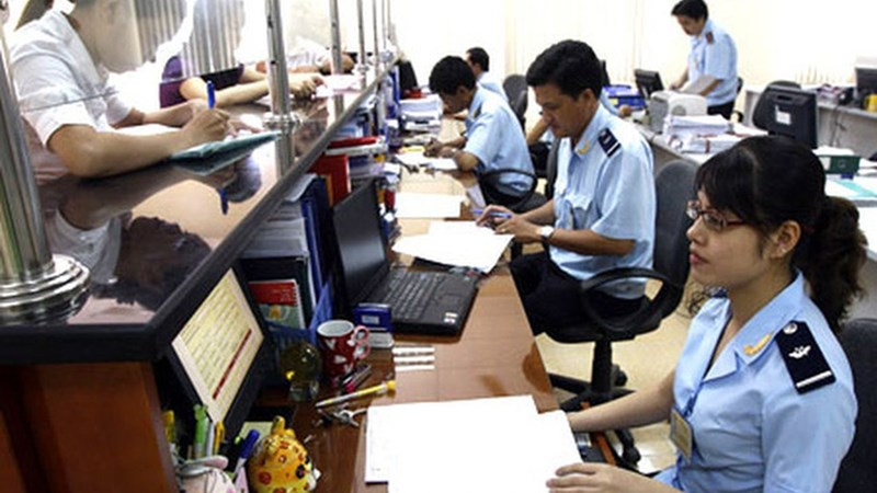 Tổng cục Hải quan giao thu ngân sách tăng thêm cho 29 Cục Hải quan