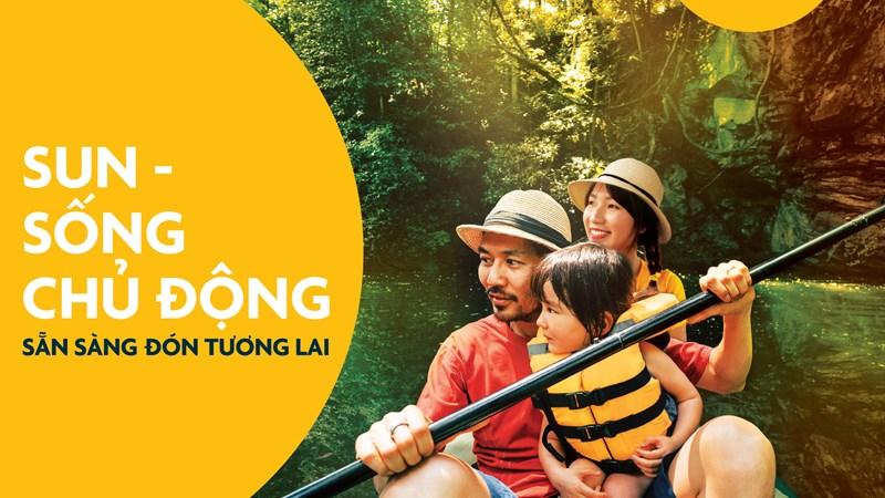 """Sun Life Việt Nam ra mắt sản phẩm mới """"SUN - Sống chủ động"""""""