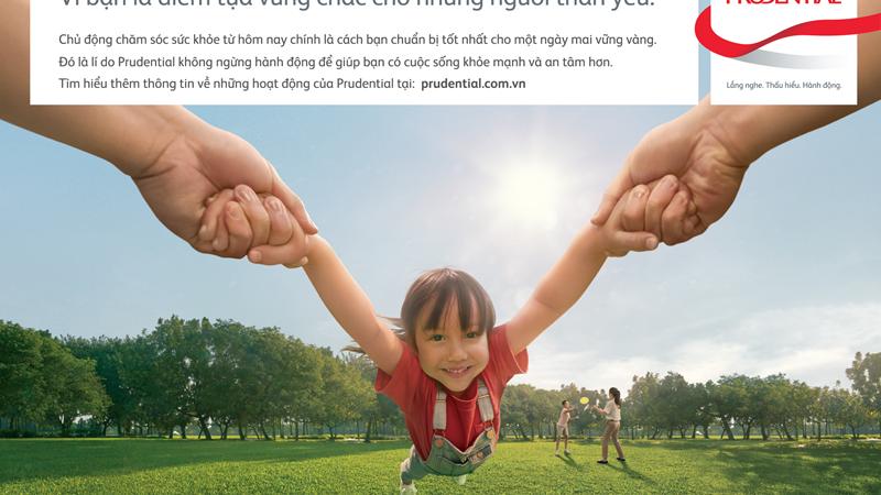 """Prudential triển khai chiến dịch thương hiệu """"We DO"""""""